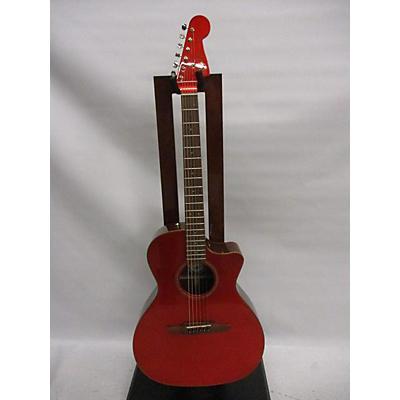 Fender Newporter Classic HRM Acoustic Electric Guitar