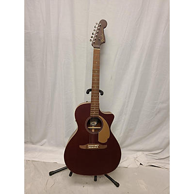 Fender Newporter Player Acoustic Electric Guitar