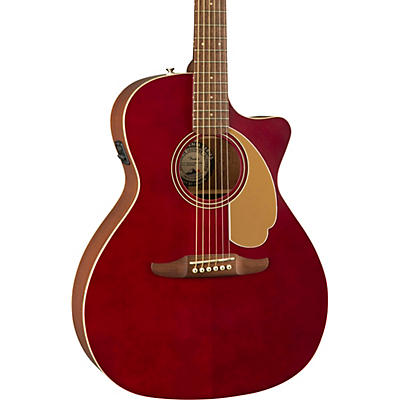 Fender Newporter Player Limited-Edition Acoustic-Electric Guitar