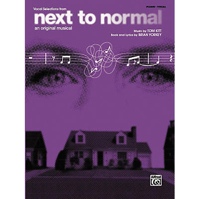 Alfred Next to Normal Vocal Selections Piano/Vocal/Chords