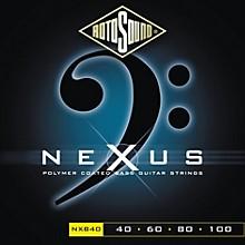 Rotosound Nexus Polymer Extra Light Coated Bass Strings