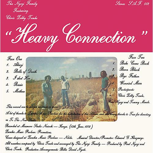 Alliance Ngozi Family - Heavy Connection