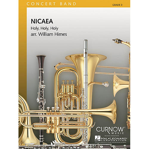 Curnow Music Nicaea (Grade 3 - Score Only) Concert Band Level 3 Composed by William Himes