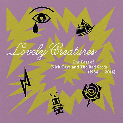 Alliance Nick Cave & the Bad Seeds - Lovely Creatures: The Best of Nick Cave and The Bad Seeds (1984-2014)