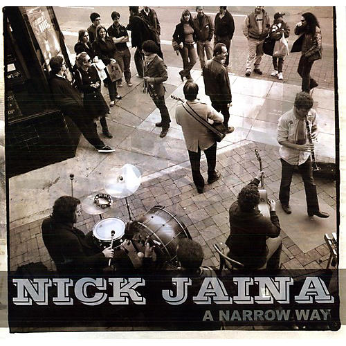 Alliance Nick Jaina - A Narrow Way [180 Gram][Limited Edition][Digital Download Card]