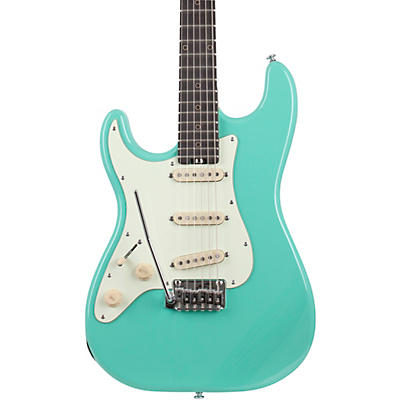 Schecter Guitar Research Nick Johnston Traditional Left-Handed Electric Guitar