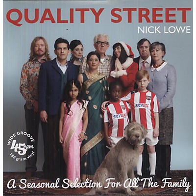 Nick Lowe - Quality Street: A Seasonal Selection For The Whole Family