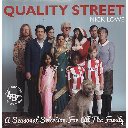 Alliance Nick Lowe - Quality Street: A Seasonal Selection For The Whole Family