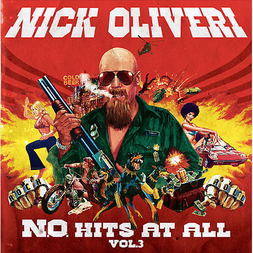 Alliance Nick Oliveri - N.o. Hits At All 3