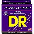 DR Strings Nickel Light Lo-Riders 4-String Bass Strings thumbnail
