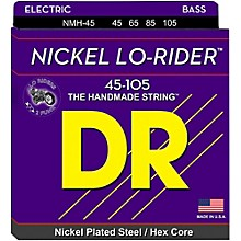 DR Strings Nickel Medium Lo-Riders 4-String Bass Strings