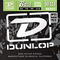 Dunlop Nickel Plated Steel Bass Strings - Heavy thumbnail
