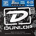 Dunlop Nickel Plated Steel Bass Strings - Medium 5-String thumbnail