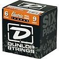 Dunlop Nickel Plated Steel Electric Guitar Strings Light 6-Pack thumbnail