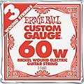 Ernie Ball Nickel Wound Single Guitar Strings 3-Pack thumbnail