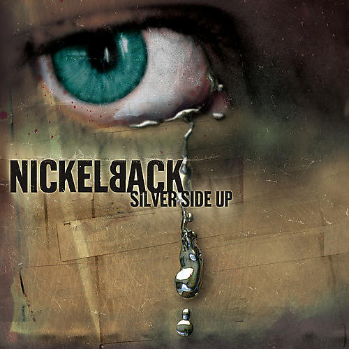 Alliance Nickelback - Silver Side Up