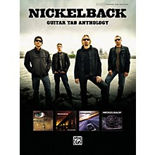 Alfred Nickelback: Guitar Tablature Anthology