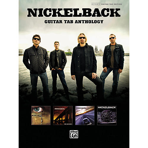 Alfred Nickelback: Guitar Tablature Anthology