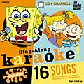 The Singing Machine Nickelodeon SpongeBob SquarePants Volume 2 Karaoke CD+G thumbnail