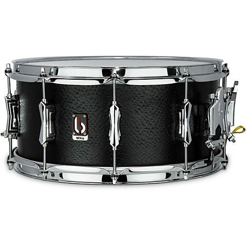 British Drum Co. Nicko McBrain Icarus Signature Snare Drum 14 x 6.5 in.