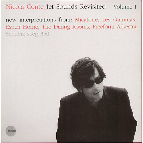 Alliance Nicola Conte - Jet Sounds Revisted, Vol. 1