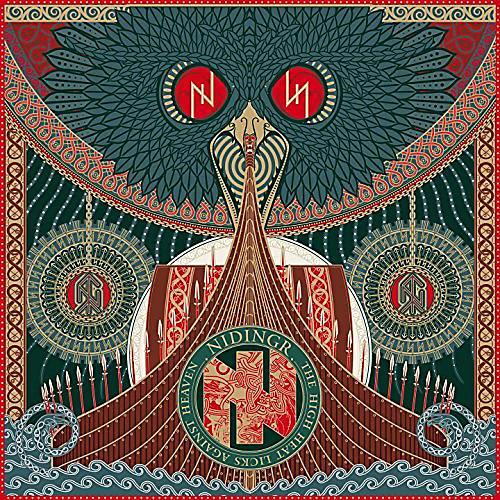 Alliance Nidingr - The High Heat Licks Against Heaven