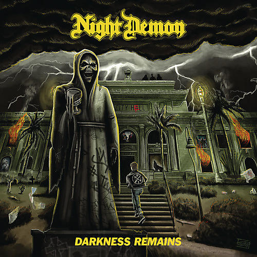 Alliance Night Demon - Darkness Remains