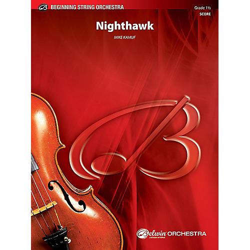 Alfred Nighthawk String Orchestra Grade 1.5 Set