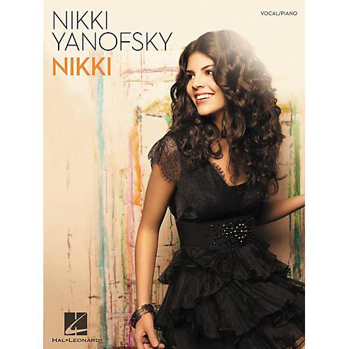 Hal Leonard Nikki Yanofsky - Nikki