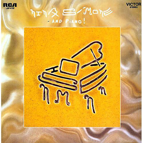 Alliance Nina Simone - And Piano