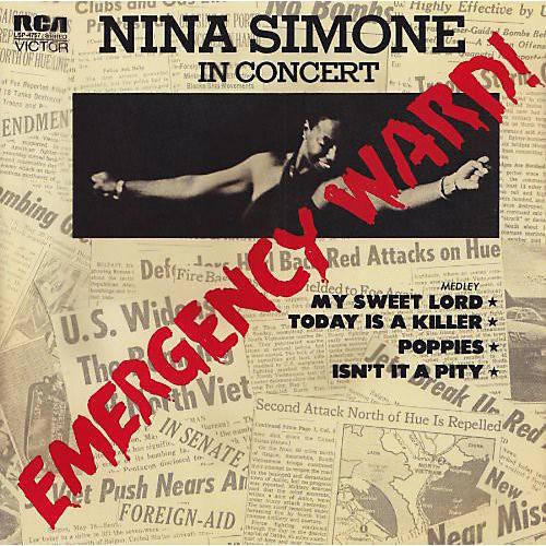 Alliance Nina Simone - Emergency Ward