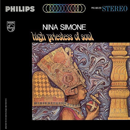 Alliance Nina Simone - High Priestess Of Soul