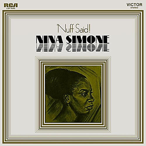 Alliance Nina Simone - Nuff Said