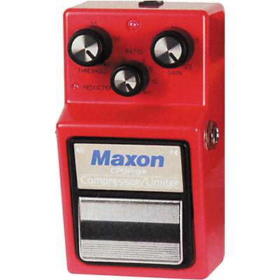 Maxon Nine Series Compressor Pro+ Pedal