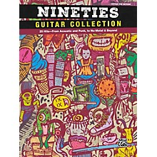 Alfred Nineties Guitar Collection Guitar TAB Edition Songbook