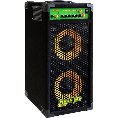 Markbass Ninja 102 250 Richard Bona Signature 250W 2x10 Bass Combo Amp