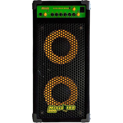 Markbass Ninja 102 500 Richard Bona Signature 500W 2x10 Bass Combo Amp