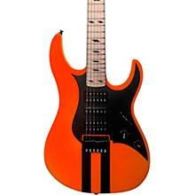 Ninja GT 6 Electric Guitar Neon Orange