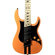 Ninja GT 7 Multi-Scale Electric Guitar Neon Orange