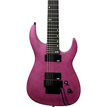 Ninja Performance 7 Floyd Rose Purpleheart Fingerboard Electric Guitar Pastel Pink