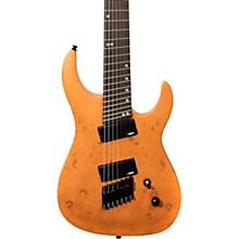Ninja Performance 7 Multi-Scale Purpleheart Electric Guitar Pastel Orange