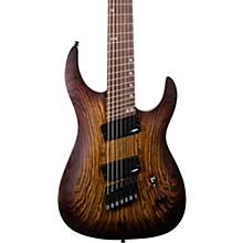 Ninja Performance 7 Multi-Scale Purpleheart Electric Guitar Purple Bocote