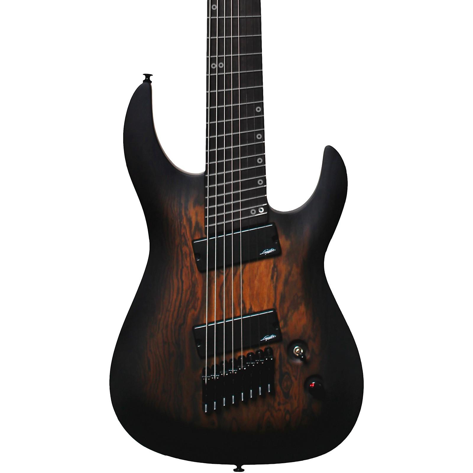 Legator Ninja Performance 8 Multi-Scale Ebony Fingerboard Electric Guitar