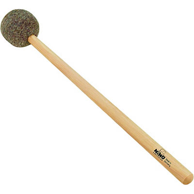 Nino Nino Percussion Mallet with Felt Tip, Medium Hard