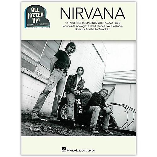 Hal Leonard Nirvana - All Jazzed Up!  Intermediate Piano Solo Songbook
