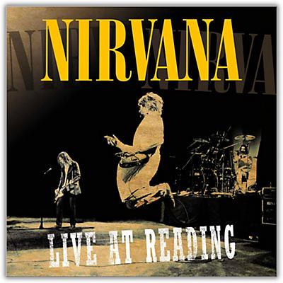 Nirvana - Live at Reading Vinyl LP