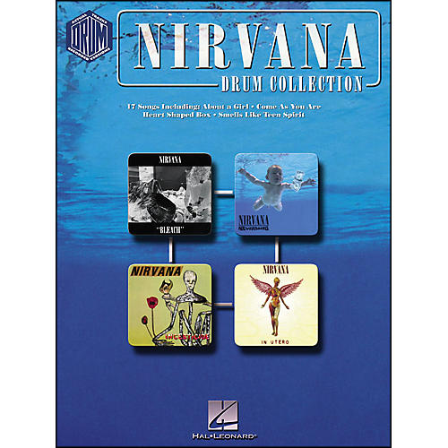 Hal Leonard Nirvana Drum Collection