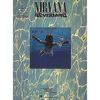 Hal Leonard Nirvana Nevermind Guitar Tab Songbook