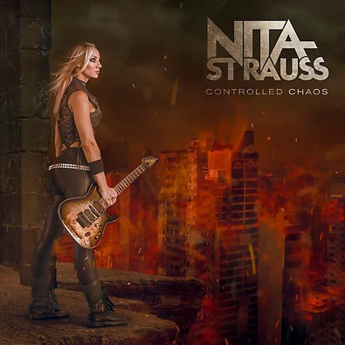 WEA Nita Strauss - Controlled Chaos CD