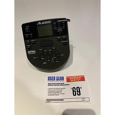 Alesis Nitro Drum Module Electric Drum Module